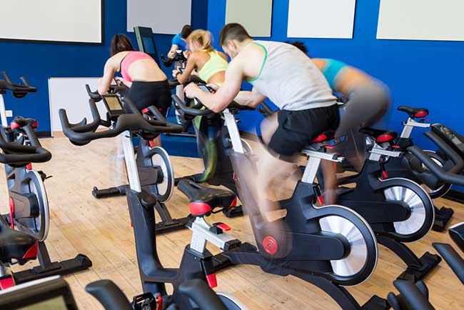 Spin Bike Workout - How to Burn Fat on Your Spin Bike