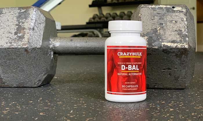 CrazyBulk D-Bal Review, Does it Work - Dianabol (D-Bol) Alternative
