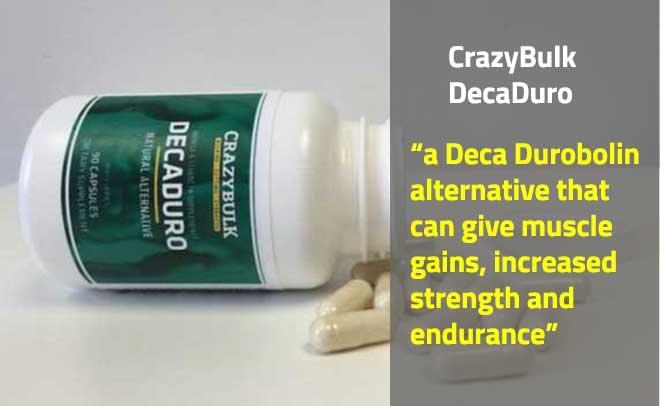 CrazyBulk DecaDuro Review, Results - Deca Durabolin