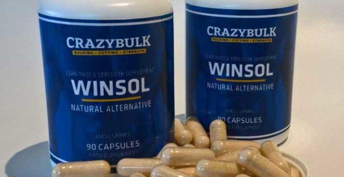 Winsol alternative to Winstrol