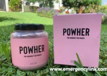 Powher Pre Workout Women