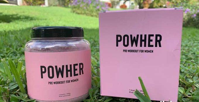 Powher Pre Workout Women