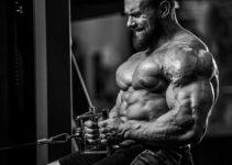 Tren bodybuilder