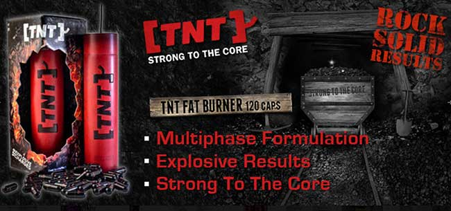 Tnt Fat Burner Strong To The Core Review Does It Work Pros And Cons